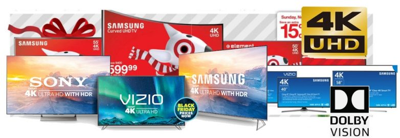 black friday, black friday tv deals, black friday 4k tv, black friday tv's, black friday 2018, best black friday deals