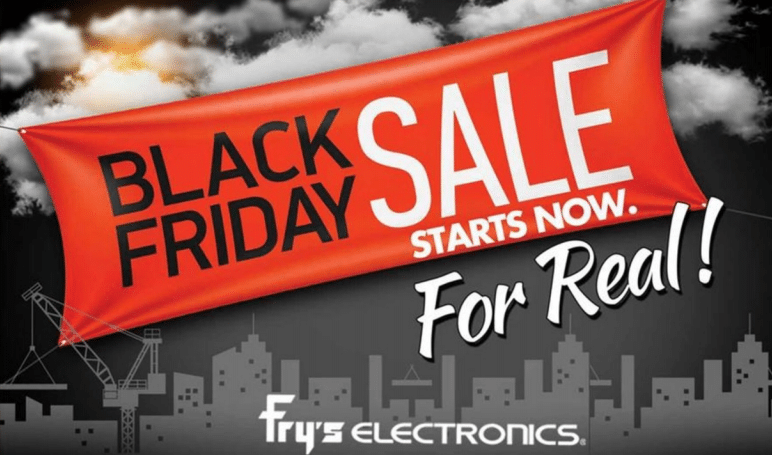 frys black friday, black friday deals, offers, sale, coupons, fry's black friday, offers