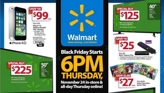 walmart, black friday walmart ad release, ad release ,