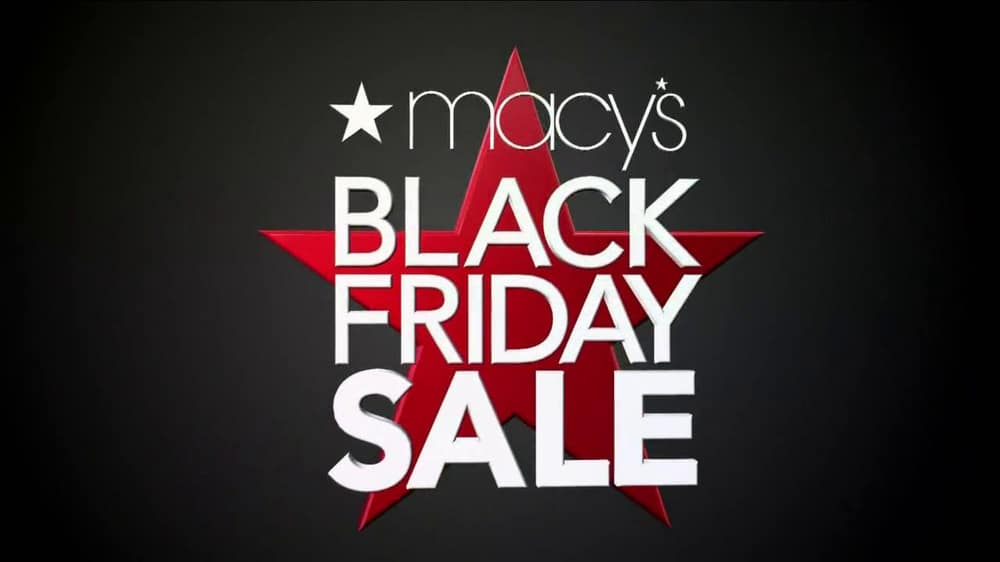 macy's black friday sale 2019