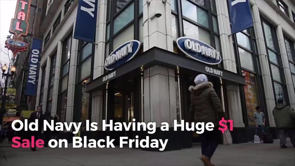 old navy, old navy $1 sale, old navy sale, old navy deals, black friday, offers, discounts,