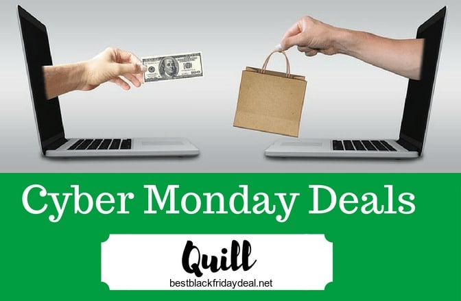 quill, quill cyber monday, quill ad release, quill deals , quill coupons,