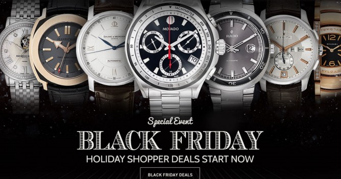 Ashford Black Friday Deals, shopping watch online, Coupons, Discounts, Offers