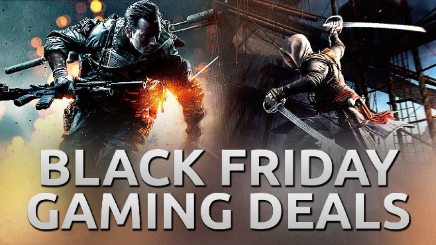 Black Friday PC Games, pc games, black friday, sale, offers, discounts, black friday video games
