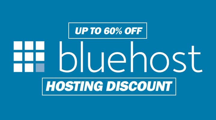 Bluehost Black Friday Hosting Discount, Offers, Coupons, Promo-code
