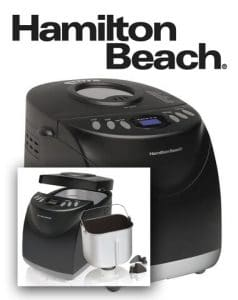 hamilton - beach ,bread maker ,black friday