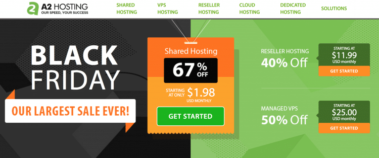 a2 hosting,black friday,coupon,deals,a2 hosting