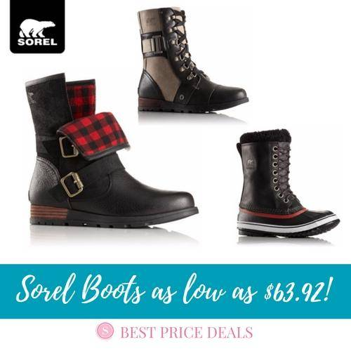 Sorel shoes