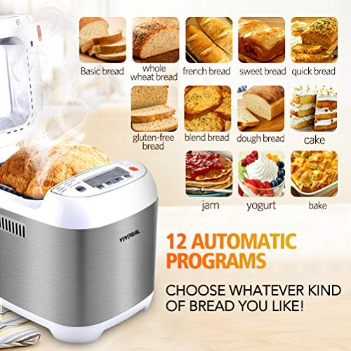 Make Your Christmas 2018 Worthy And This Bread Maker Before It Runs Out Of Stock