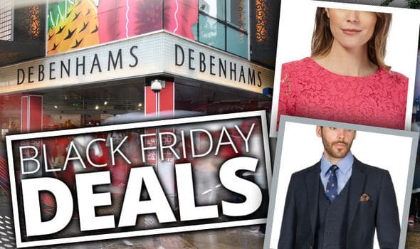 Debenhams, Debenhams black friday, Debenhams deals, offers, deals, discounts, sale, ad release, black friday