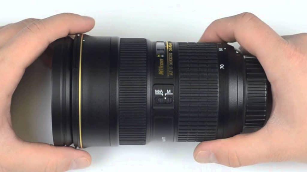 Nikon 24-70mm f:2.8G ED, nikon camera lens deals, black friday, offers