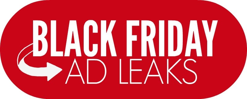 black friday ad leaks, black friday ad release, sale, offers, cyber monday,