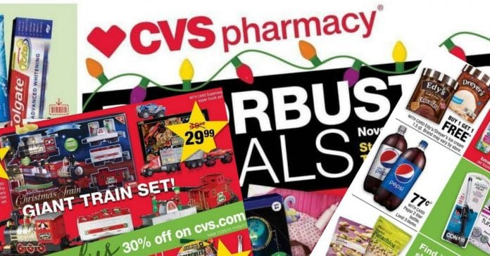 CVS Pharmacy, cvs doorbuster, black friday sale, thanksgiving, store timings