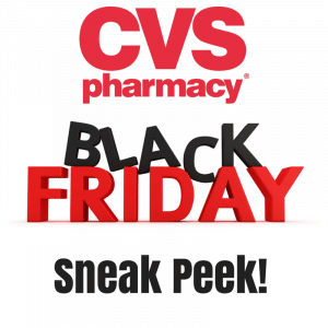cvs black friday sale, cvs pharmacy