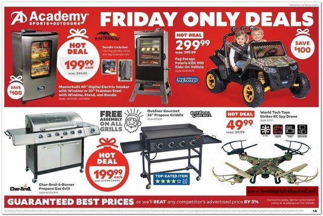 Sports academy black friday 2019