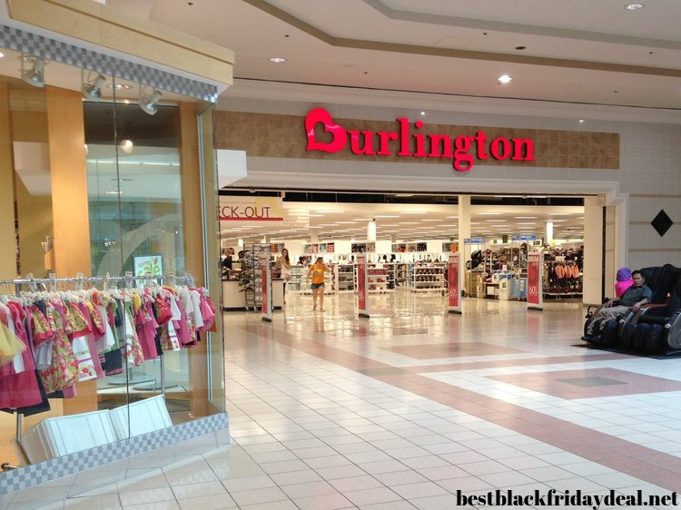 Burlington Black Friday 2018 Sale, Deals and Discounts