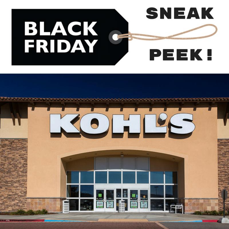 Kohl's, Kohl's black friday, Kohl's thanksgiving, Kohl's deals , Kohl's as release, Kohl's offers