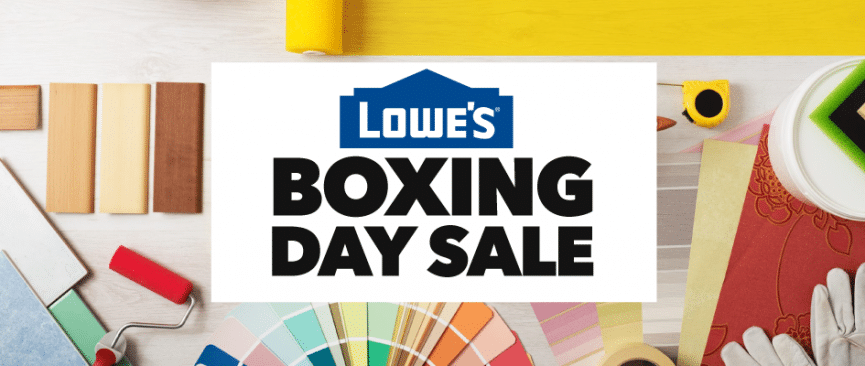 Swell Lowes Boxing Day Deals 2019 Best Boxing Day Lowes Sale Cjindustries Chair Design For Home Cjindustriesco