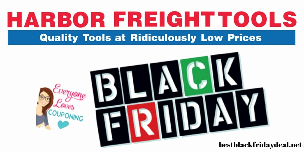 Harbor Freight Black Friday 2019 Deals - Get Excited Harbor