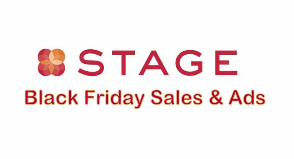 stage, stage black friday, black friday sale, stage deals