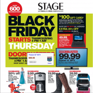 stage ad release 2018, stage store timings, black friday, thanksgiving,