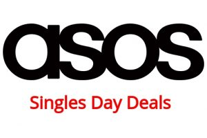 ASOS Singles Day Deals 2018, ASOS Singles Day Deals, ASOS Singles Day offers, ASOS Singles Day offers 2018