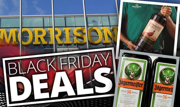 Morrisons Black friday,sale coupon,deals,offers,stores