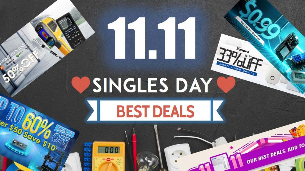 singles day, singles day deals, offers, discounts, coupon codes