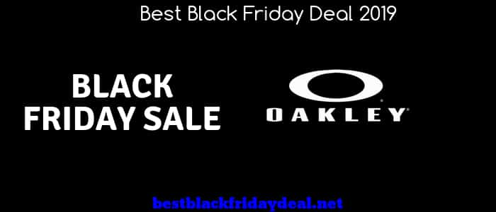 c1d25be8c6 Oakley Black Friday 2019 Deals