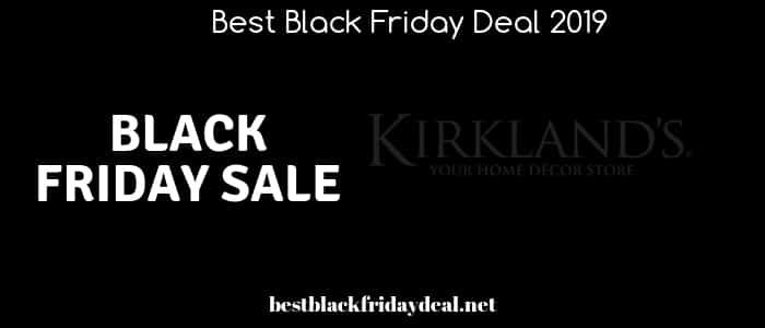 kirklands black friday 2020