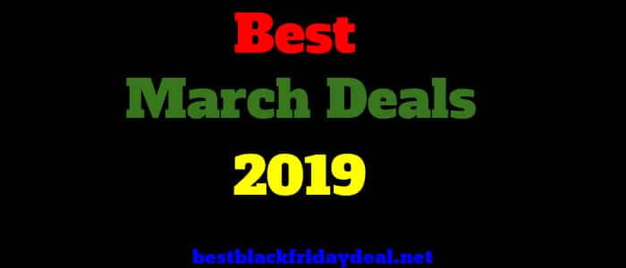 Best Deals in March