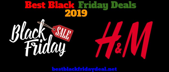 H&M Black Friday Deals