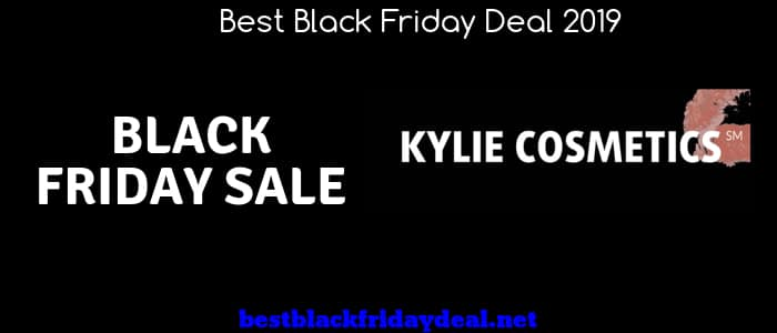 Kylie Cosmetics Black Friday 2019