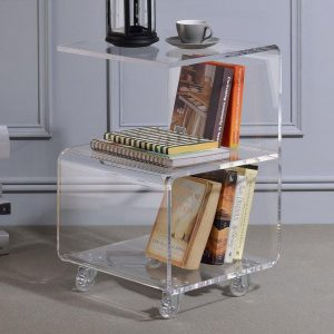 Wade Logan Caylee End Table Black Friday Deals
