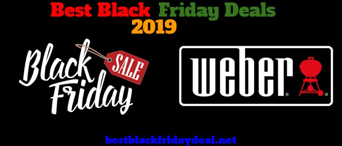 Weber Black Friday Deals