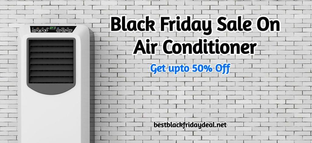 Air Conditioner Black Friday Sale