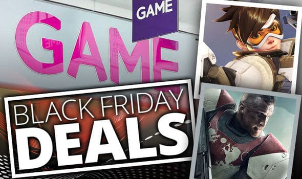 Black Friday PC Games Deals