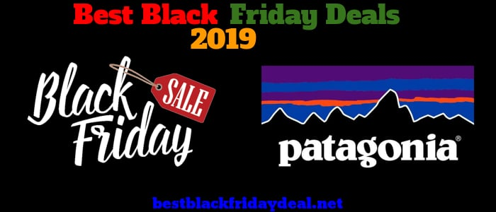 Patagonia Black Friday Sale