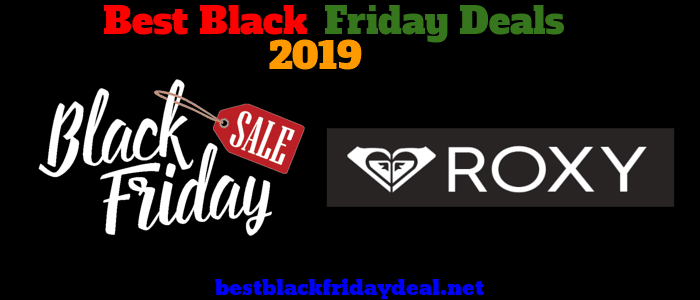 Roxy Black Friday 2019 Sale
