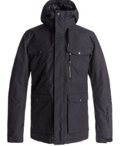 Quiksilver Jacket Black Friday Deals