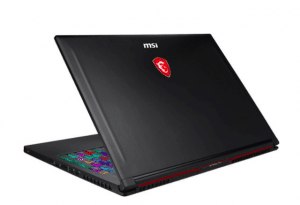 "MSI - 15.6"" Gaming Laptop - Intel Core i7 - 16GB Memory - NVIDIA GeForce GTX 1060 - 1TB Hard Drive + 256GB Solid State Drive - Aluminum Black Black Friday 2019 Deals"