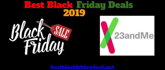 23andme Black Friday 2019 Deals