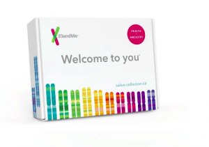 23andMe Personal Ancestry & Health Kit - Lab Fee Included Black Friday 2019 Deals