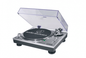 Audio-Technica ATLP120USB Direct Drive Professional USB Turntable Black friday 2019 Deals