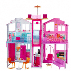 Barbie Pink Passport 3- story Townhouse Black Friday 2019 Deals