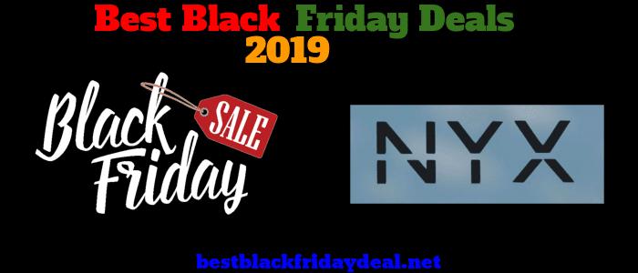 NYX Black Friday 2019 Sale