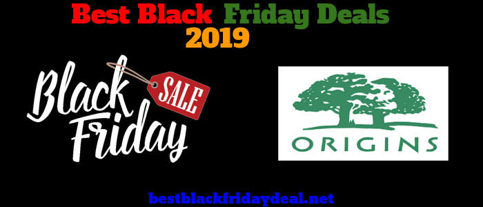 Origins Black Friday 2019 Sale