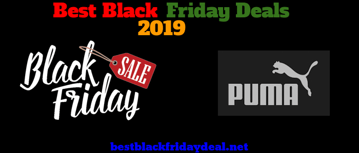 Puma Black Friday 2019 deals