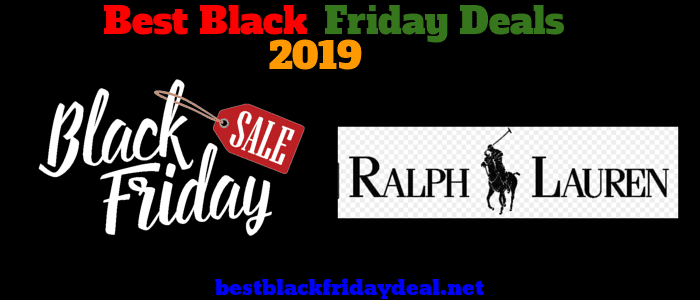 Ralph Lauren Black Friday 2019 Deals