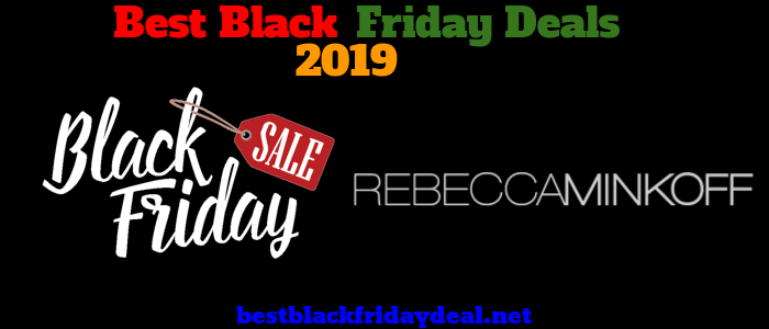 Rebecca Minkoff Black Friday 2019 Sale